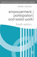 ISBN: 9780230019997 - Empowerment, Participation and Social Work