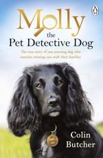 Molly, the Pet Detective Dog