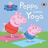 Peppa Loves Yoga