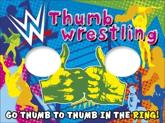 WWE Thumb Wrestling