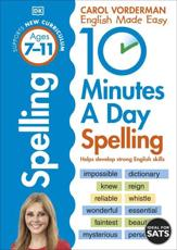 Spelling. Ages 7-11