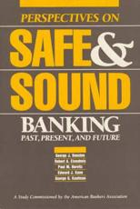 Perspectives on Safe & Sound Banking