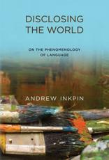 ISBN: 9780262033916 - Disclosing the World