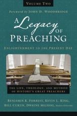 A Legacy of Preaching