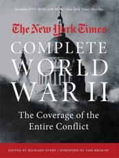 ISBN: 9780316393966 - The New York Times Complete World War II