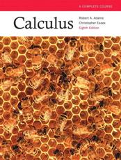 ISBN: 9780321781079 - Calculus: A Complete Course