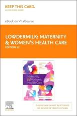 Maternity & Women's Health Care Elsevier eBook on Vitalsource (Retail Access Card)