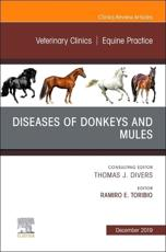 Diseases of Donkeys and Mules