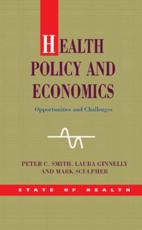 Health Policy and Economics