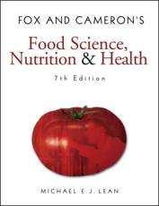 Fox and Cameron's Food Science, Nutrition & Health