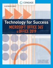 Technology for Success and Illustrated Series™ Microsoft¬ Office 365¬ & Office 2019