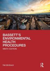 Bassett's Environmental Health Procedures