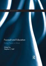 Foucault and Education