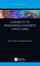 Durability of Reinforced Concrete Structures