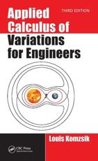 Applied Calculus of Variations for Engineers