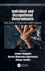 Individual and Occupational Determinants
