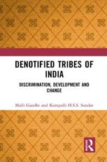 Denotified Tribes of India