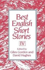 Best English Short Stories IV