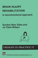Brain Injury Rehabilitation
