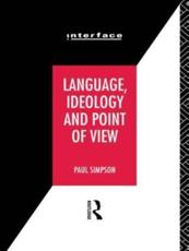 Language, Ideology and Point of View