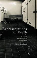 Representations of Death - Mary Bradbury, Peter Rauter