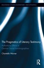 The Pragmatics of Literary Testimony
