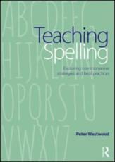 Teaching Spelling