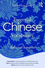 ISBN: 9780415745406 - Essential Chinese Vocabulary: Rules and Scenarios