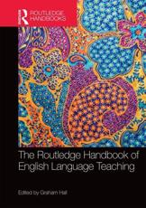 ISBN: 9780415747394 - The Routledge Handbook of English Language Teaching