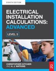 Electrical Installation Calculations. Advanced