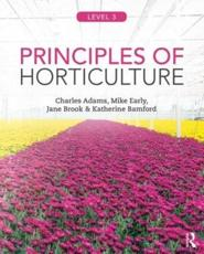 Principles of Horticulture. Level 3