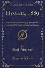 Hygieia, 1889 - Niemeyer, Paul
