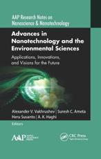 Advances in Nanotechnology and the Environmental Sciences