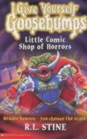 Little Comic Shop of Horrors