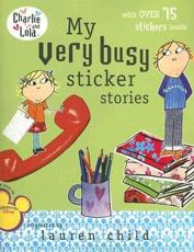 My Very Busy Sticker Stories