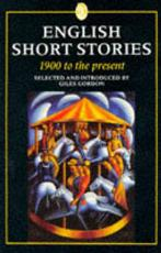 English Short Stories, 1900 to the Present