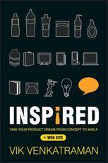 Inspired! - Vik Venkatraman (author)