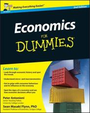 Economics for Dummies - Peter Antonioni, Sean Masaki Flynn