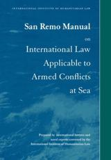 ISBN: 9780521558648 - San Remo Manual on International Law Applicable to Armed Conflicts at Sea