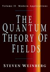 The Quantum Theory of Fields