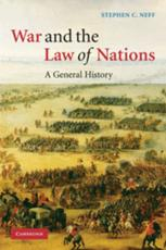 ISBN: 9780521729628 - War and the Law of Nations