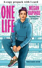 One Life: Young Readers Edition 8-Copy SIGNED Prepack W/ L-Card