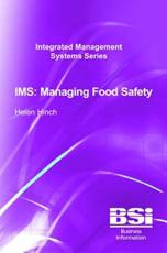 Ims: Managing Food Safety