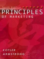 Multipack: Principles of Marketing with Consumer Behaviour