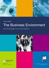 The Business Environment with                                         Principles of Marketing:European Edition