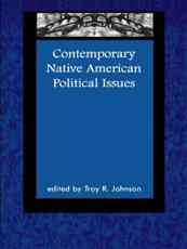 Contemporary Native American Political Issues