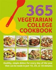 365 Vegetarian College Cookbook