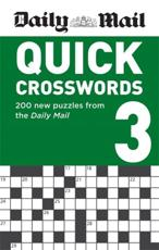 Daily Mail Quick Crosswords Volume 3