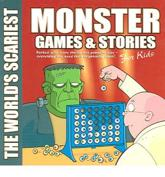 The World's Scariest Monster Games & Stories for Kids