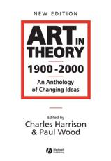 Art in Theory, 1900-2000